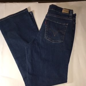 Levi's - Perfectly Slimming Bootcut 512 Jeans